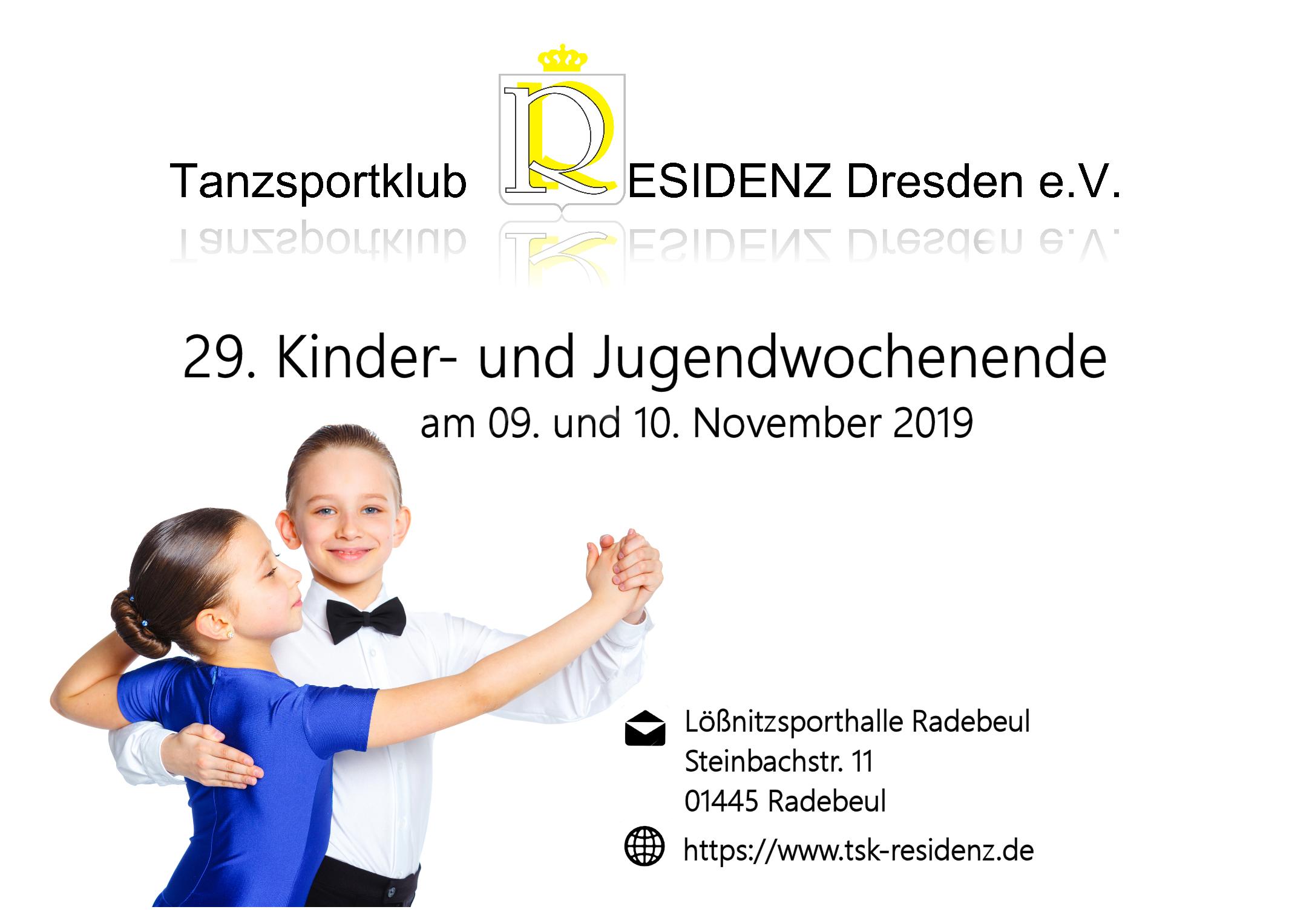 Kinder- & Jugendwochenende 2019