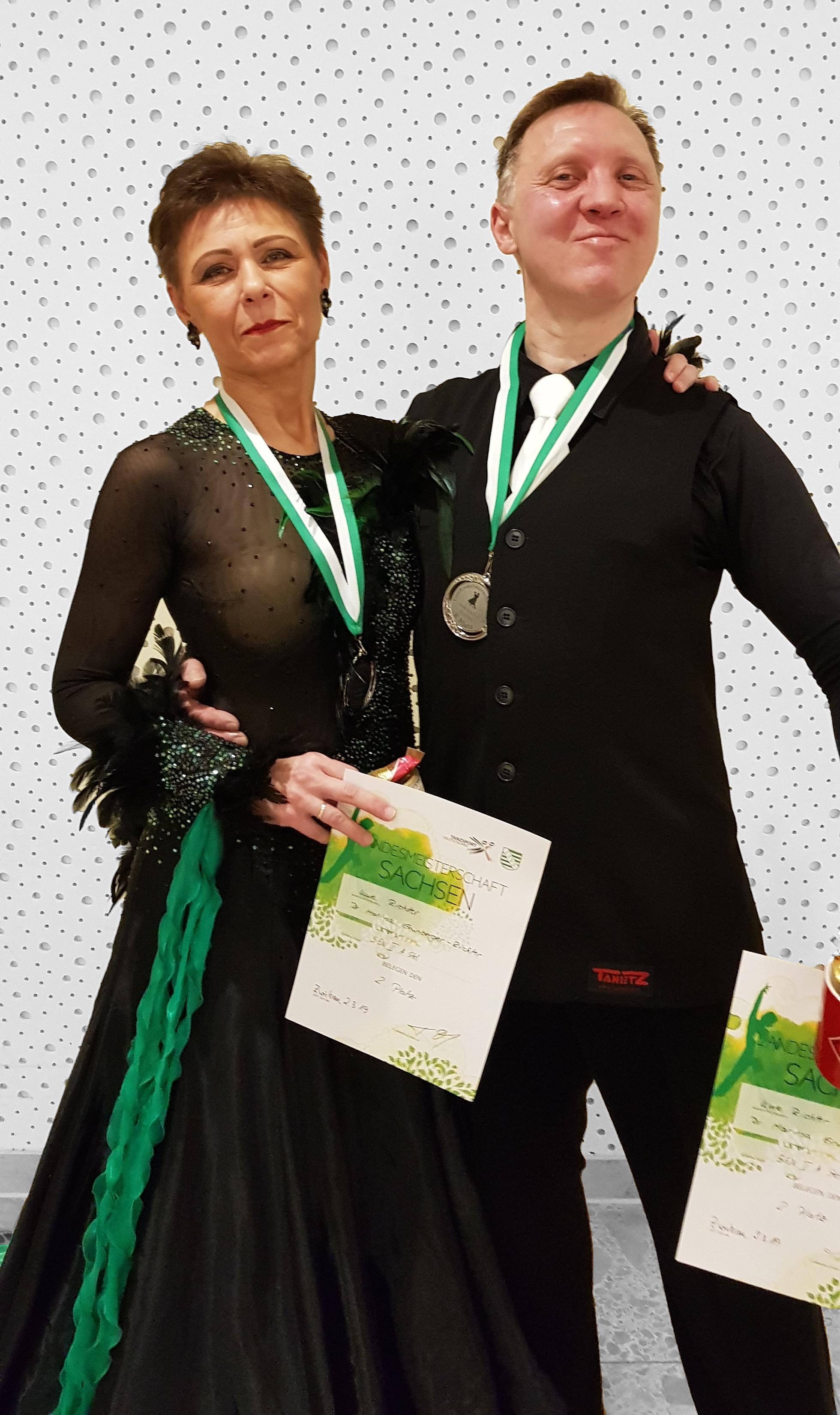 Dr. Marina Grünberger-Richter und Uwe Richter