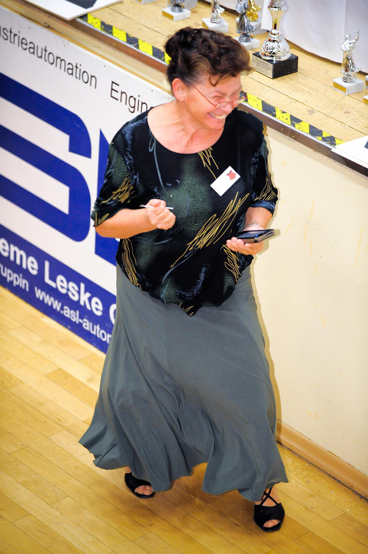 Wertungsrichterin - Renate Hölschke