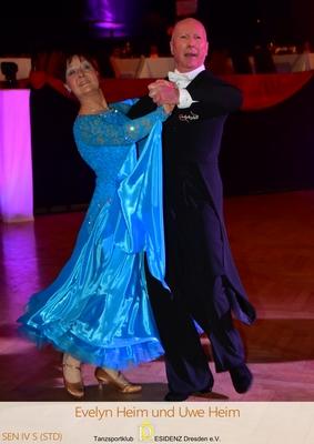 Evelyn Heim und Uwe Heim
