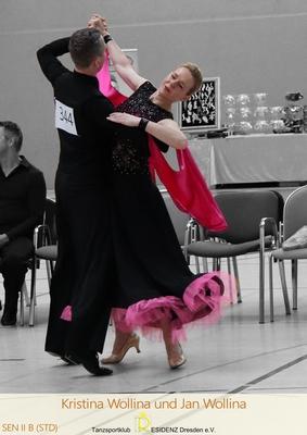 Jan Wollina; Kristina Wollina