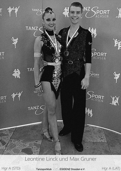 Leontine Linck und Max Gruner