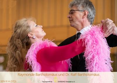 Ralf Bartholomäus & Raymonde Figula